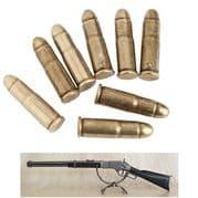 Dummy Western Rifle Bullet - Brass Finish