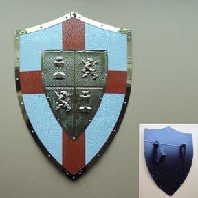 El Cid - Medieval Heater Shield