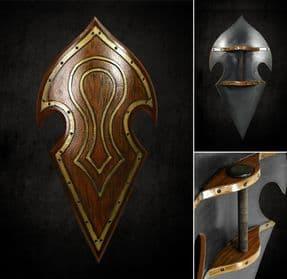 Elven Battle Shield