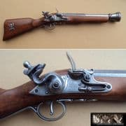 English 18th Century Pirate Blunderbuss - Nickel