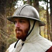 English Kettle Helmet