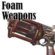 Foam Weapons