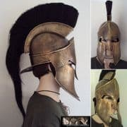 Frank Millers 300 King Leonidas Helmet
