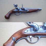 French 18th C. Pirate Flintlock Pistol