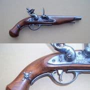 French 18th C. Pirate Flintlock Pistol