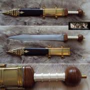 Gladius Sword & Scabbard - Mainz Pattern