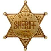 Grand County Sheriff Badge