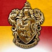Gryffindor Crest Wall Plaque