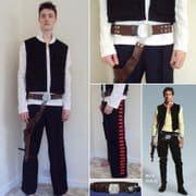 Han Solos Classic Costume set - Star Wars (A New Hope)