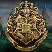 Harry Potter - Hogwarts Crest Wall Plaque