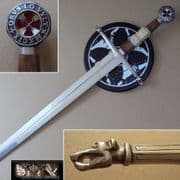 Kingdom Of Heaven - Battle Of Hattin Sword
