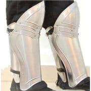 Knee & Leg Greaves - Knights Armour