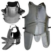 Knights Cuirass With Tassets