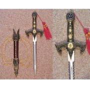 Knights Templar Dagger