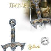 Knights Templar Sword - SILVER