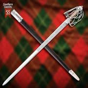 Late Scottish Broadsword