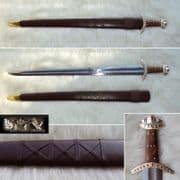 Leuterit Viking Sword & Scabbard