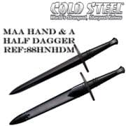 Man At Arms Hand And A Half Dagger