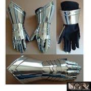 Medieval 16G Gauntlets