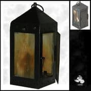 Medieval Style Lantern - 8 inch Working Lamp