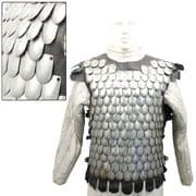 Medieval Warriors Scale Steel Armour