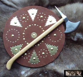 Middle Age - Simple Battle Axe