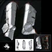 Milanese Upper Leg Protectors