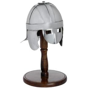 Mini Viking Spectacle Helmet and Stand