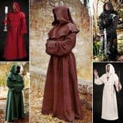 Monk's Robe & Hood