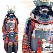 Oda Nobunaga Japanese Suit of Armour