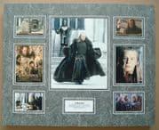John Noble Signed Lord Of The Rings Photo Display Set - Denethor
