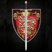 Official Robin Hood King John Sword