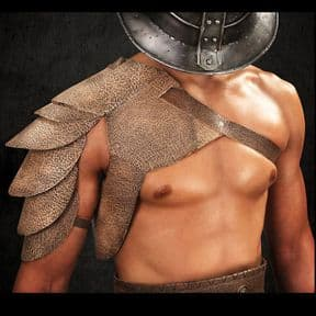 Official Spartacus Leather Should Guard