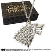 Official Stark Pendant - Game Of Thrones