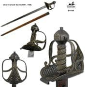 Oliver Cromwell Sword & Scabbard