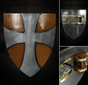 LARP Paladin - Classic Knights Shield