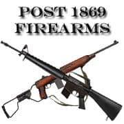 Post 1869 Replica Firearms