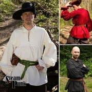 Renaissance Aramis Musketeer Shirt