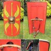 Roman Centurian Shield - Scutum