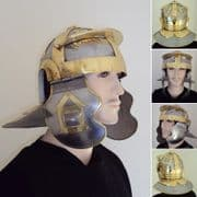 Roman Imperial Italic Helmet - 16 Gauge