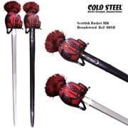 Scottish Basket-Hilt Broadsword - Clansmans Weapon