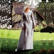 Silver Princess Cotehardie