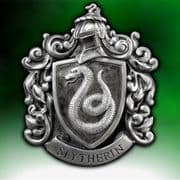 Slytherin Crest Wall Plaque