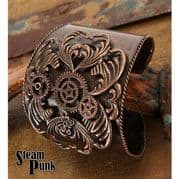 Steampunk Copper Armband / Bracelet