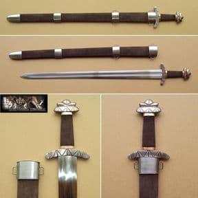 Stiklestad Viking Sword & Scabbard