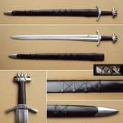 Swedish Viking Sword & Scabbard