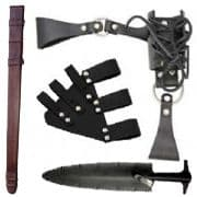 Sword + Dagger Frogs & Scabbards