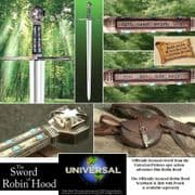 Sword of Robin Hood - Officially Licenced