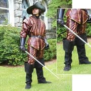 Swordsmans Leather Trousers