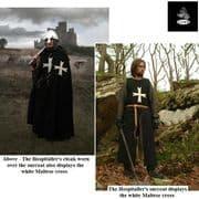 The Hospitaller Surcoat - Wool